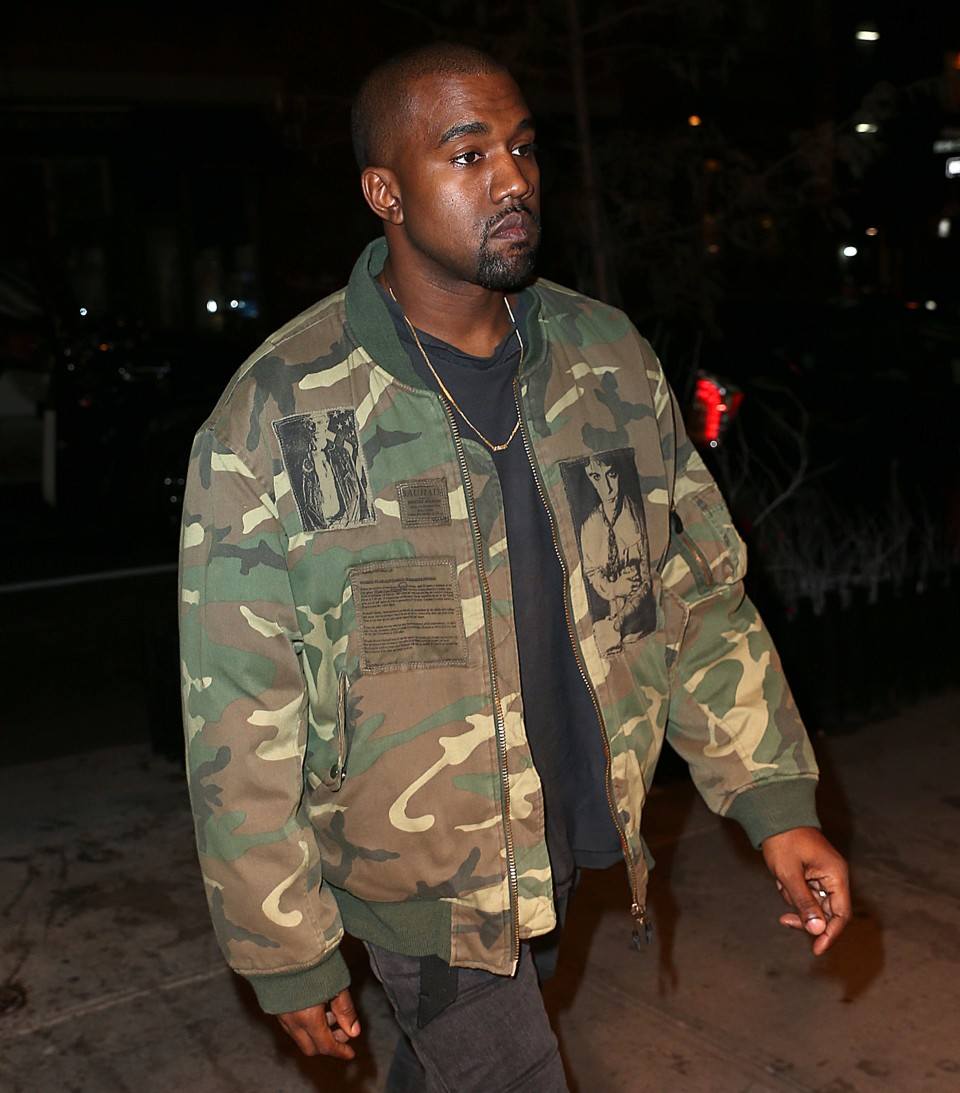 Kim Kardashian and Kanye West take baby North West to dinner at Cipriani after going for a photoshoot at Chelsea Piers in NYC
