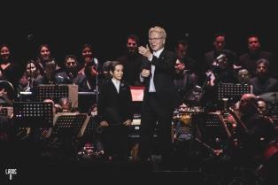 John Mauceri - Danny Elfman Arena CDMX