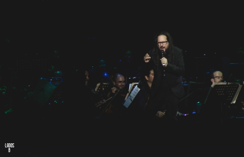 Jonathan Davis - Arena CDMX