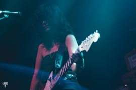 L.A. Witch @ Foro Indierocks!